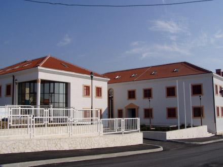 Izgradnja centra Mir u Rudinama